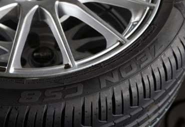 Storing Tyres